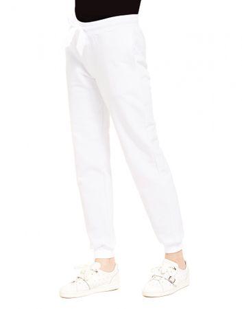Trussardi Jeans spodnie damskie 56P00192-1T003816 XS białe