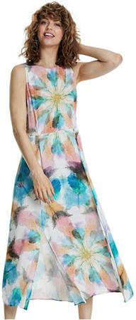 Desigual Damska kamizelka sukienka Fraser Tutti Fruti 20SWVW31 9019 (Rozmiar 36)