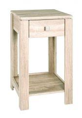 Mørtens Furniture Konferenčný stolík Fangle, 74 cm