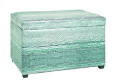 Mørtens Furniture Lavica s úložným priestorom Beno, 65 cm