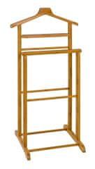 Mørtens Furniture Dřevěný stojan na šaty s rámem Marco, 97 cm