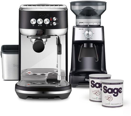 SAGE SES500BTR + BCG600BTR