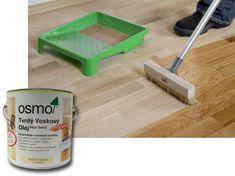 OSMO Tvrdý voskový olej Original - 0,75l bezbarvý - mat 3062