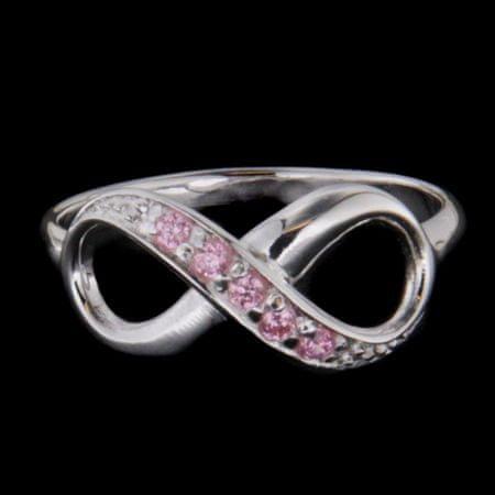 Amiatex Ezüst gyűrű 62967, 54