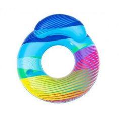 Bestway Nafukovací kruh - LED barvuměnící, 1,18m x 1,17m