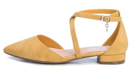 XTI sandały damskie 35191 36 żółte
