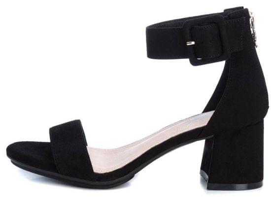 XTI dámske sandále 35196 36 čierne