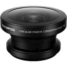 """Olympus FCON-T02 konverter """"riblje oko"""" za TG-1, TG-2, TG-3, TG-4, TG-5, TG-6"""