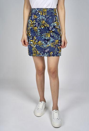 NAFNAF dámska sukňa MENJ11 38 tmavomodrá