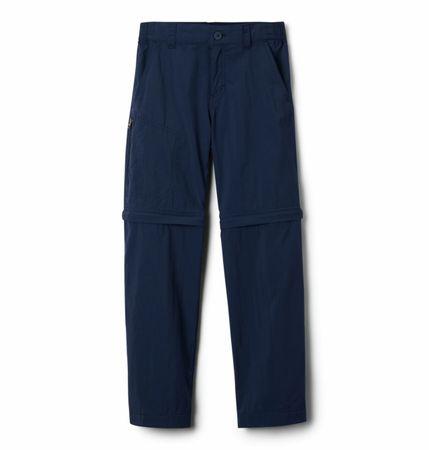 Columbia Silver RidgeIV fantovske hlače/kratke hlače, temno modre, 104