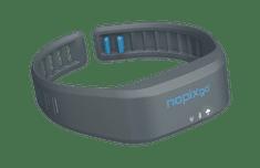 NOPIXgo Náramek proti komárům NPG433GRY - šedá