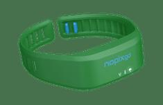 NOPIXgo Náramek proti komárům NPG433GRN - zelená