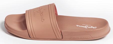 Pepe Jeans Slider Unisex ženske natikače PLS70081, 37, ružičaste