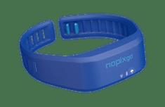 NOPIXgo Náramek proti komárům NPG433BLU - modrá