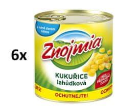 Hamé Kukurica lahôdková ZNOJMIA 6x 340 g