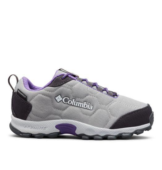 COLUMBIA Detské outdoorové topánky YOUTH FIRECAMP™ SLEDDER 3 WP 1862901036, 32, sivá