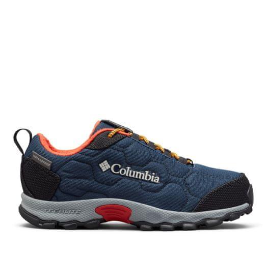 COLUMBIA Detské outdoorové topánky YOUTH FIRECAMP™ SLEDDER 3 WP 1862901464, 32, modrá
