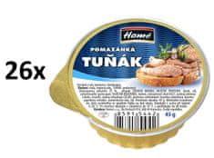 Hamé Nátierka TUNIAK 26x 45 g
