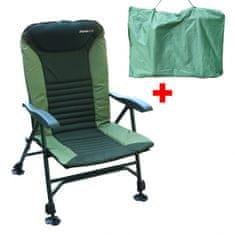 Suretti Křeslo Suretti Therapy Luxury + Transportní Taška ZDARMA !!