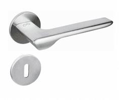 Infinity Line Linea S O M700 matný chróm SLIM - kľučka k dverám