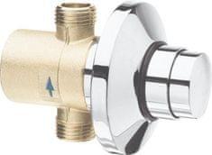 SILFRA QUIK samouzavírací podomítkový sprchový ventil, chrom (QK15051)