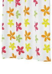 Ridder FLEUR sprchový závěs 180x200cm, polyester (473500)