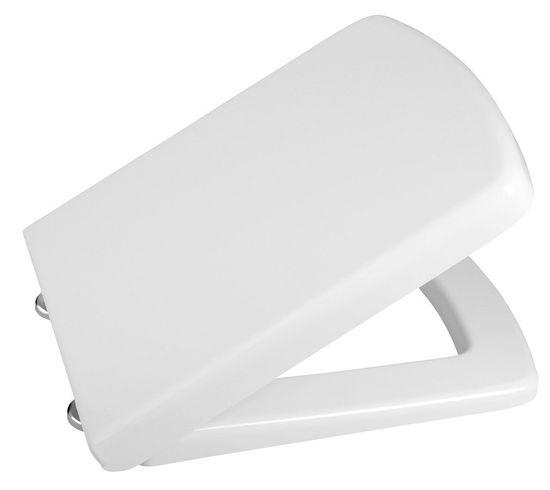 ISVEA SOLUZIONE, PURITY WC sedátko, duroplast, bílá (40S30100I)