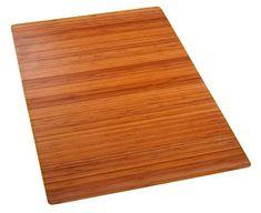 Ridder JUNGLE předložka 60x90cm, přírodní bambus, světlá (7953318)