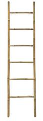 AQUALINE BAMBUS sušák ručníků 500x1900x40 mm, bambus (1031)