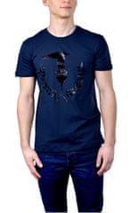 Trussardi Pánske tričko T-Shirt Pure Cotton Regular Fit 52T00330-U290