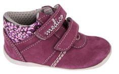 Medico dziewczęce buty skórzane EX5001/M56