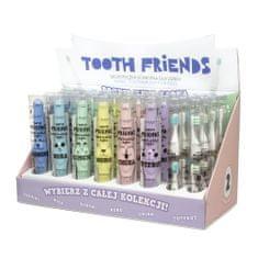 Vitammy TOOTH FRIENDS DISPLAY dětská sonický zubní kartáček 18 ks + náhradní hlavy 8 ks