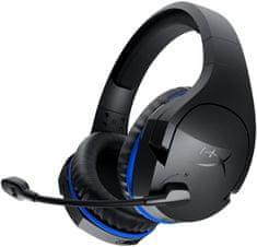 Kingston slušalice HyperX Cloud Stinger, bežične, gaming, crne