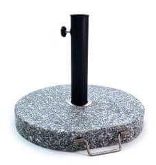 Rojaplast podstavek za senčnik Granit