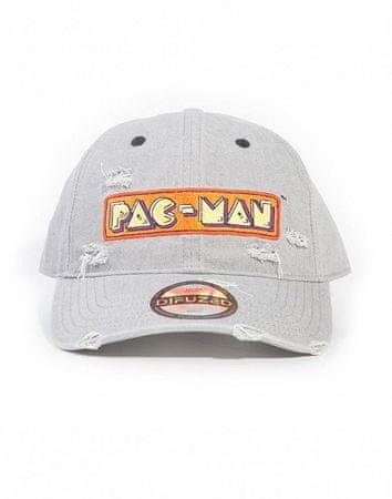 Difuzed Pac-Man: Logo Denim Adjustable Cap kapa s šiltom