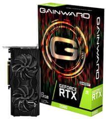 Gainward Ghost GeForce RTX 2060, 6 GB GDDR6 grafična kartica