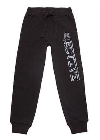 WINKIKI hlače za dječake, 128, crne