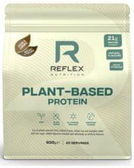 Reflex Nutrition Plant Based Protein (Rastlinný proteín) 600g