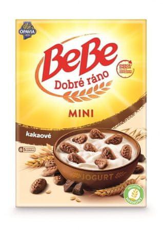 OPAVIA BeBe Dobré ráno Mini kakaové 12 × 300g