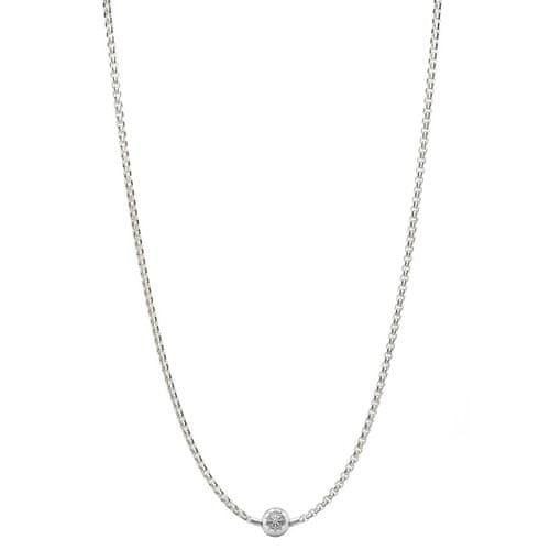 Thomas Sabo Retiazka na korálky , KK0001-001-12-L80, Karma Beads, 925 Sterling silver