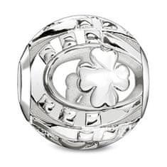 """Thomas Sabo Korálka """"Symboly šťastia"""" , K0232-001-12, Karma Beads, 925 Sterling silver"""