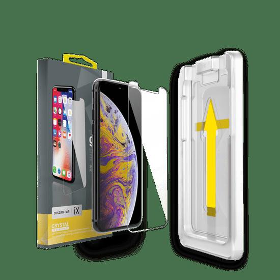 ZIFRIEND 2 ks Tvrzené sklo 2.5D 9H ZIFRIEND PREMIUM pro iPhone 7 Plus/8 Plus s aplikátorem (DUO PACK)