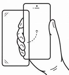 MasterMobile Tvrzené sklo 2.5D 9H ECONOMY pro iPhone X/Xs