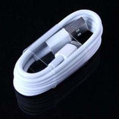 MasterMobile Nabíjecí/datový kabel MasterMobile PREMIUM USB/Lightning MFI MD818 pro iPhone 1m bílý