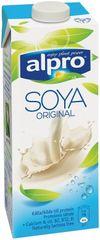 Alpro Soya Original sójový nápoj 12 × 1l