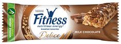 Nestlé Fitness Delice cereálna tyčinka mliečna čokoláda 16 × 23 g