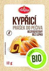 Amylon Bio Kypriaci prášok do pečiva bez lepku 45 × 12g
