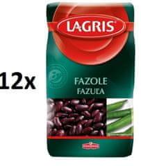 Lagris Fazole červená 12× 480g