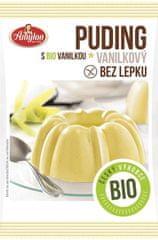 Amylon Bio Puding vanilkový v prášku bez lepku 25 × 40g