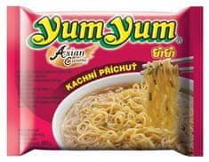 YumYum Instantná rezancová polievka kačacia príchuť 30 × 60 g